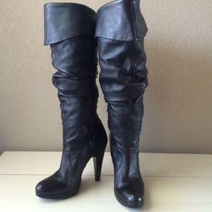 Jessica Simpson (Anne) Over the Knee Boots